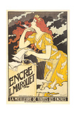 Ad for Marquet Ink Posters
