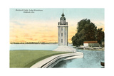 Rockwell Lighthouse, Oshkosh Posters