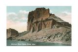 Castle Rock, Wyoming Kunstdrucke