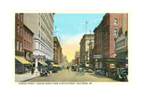 Vintage Downtown Baltimore Prints