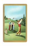 Teeing Off Art