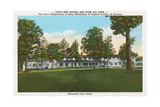 Mammoth Cave Hotel Posters