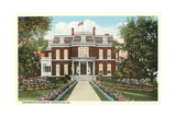 Governor's Mansion, Annapolis Prints