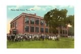 Ripon High School and Students Prints