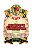 Jamaica Rum Label Prints