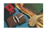 Leather Cigarette Case Art