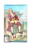 Gulliver's Travels Trade Card Prints