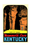 Mammoth Cave Decal Prints