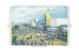 General Exhibits Group, Chicago World Fair Print