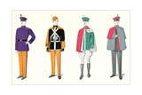 Band Uniforms Prints