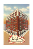 Hotel Muehlebach, Kansas City Prints