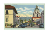 Civic Center, Pasadena, California Prints