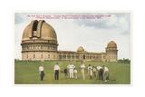 Yerkes Observatory, Lake Geneva Prints