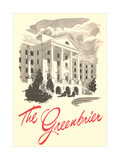 The Greenbrier Poster