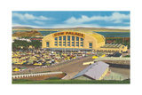 Cow Palace, Daly City Prints