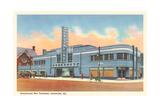 Greyhound Bus Terminal, Louisville - Reprodüksiyon