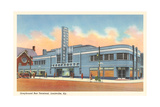 Greyhound Bus Terminal, Louisville Prints