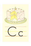 C Is for Cake Prints