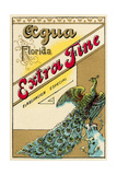Extra Fine Agua Florida Prints