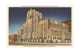 Power Company Building, Syracuse Prints
