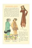 Longchamp Notes Prints