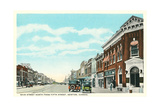 Main Street, Newton Prints
