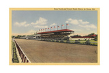 Race Track, Grandstands, Havre de Grace Prints