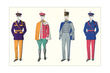 Band Uniforms Posters