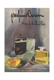 Parfumes Caron Plakater