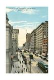 Grand Avenue, Kansas City Poster
