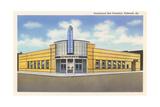 Greyhound Bus Terminal, Paducah - Poster