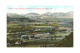 Vintage Mission Valley Prints