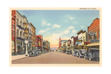 Downtown Travers City Prints