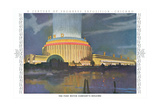 Ford Building, Chicago World Fair Prints