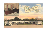 Motel Ben-Carol, Seattle, Washington Art