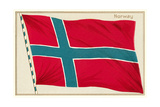 Flag of Norway Print