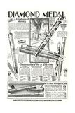 Fountain Pen Catalog Prints