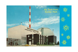 Big Rock Point Nuclear Plant, Charlevoix Prints