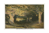 Mammoth Cave, Bridal Altar Prints