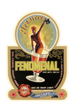 Label for Fenomenal Apertif Posters