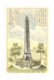 Egyptian Obelisk in Central Park Prints