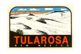 Tularosa Decal Posters
