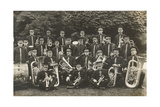 Marching Brass Band Prints