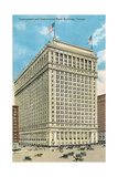 Continental and Commercial Bank Building, Chicago Print