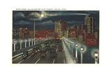 Dallas Oak Cliff Viaduct Poster