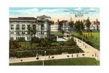 Campus, University of Washington Kunst