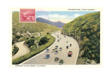 Cahuenga Pass, Coast Highway Prints