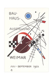Poster for Bauhaus Exhibition Plakater