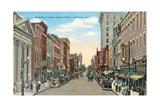 Broadway, Paducah Prints