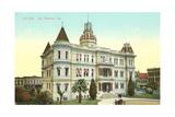 City Hall, San Antonio Print